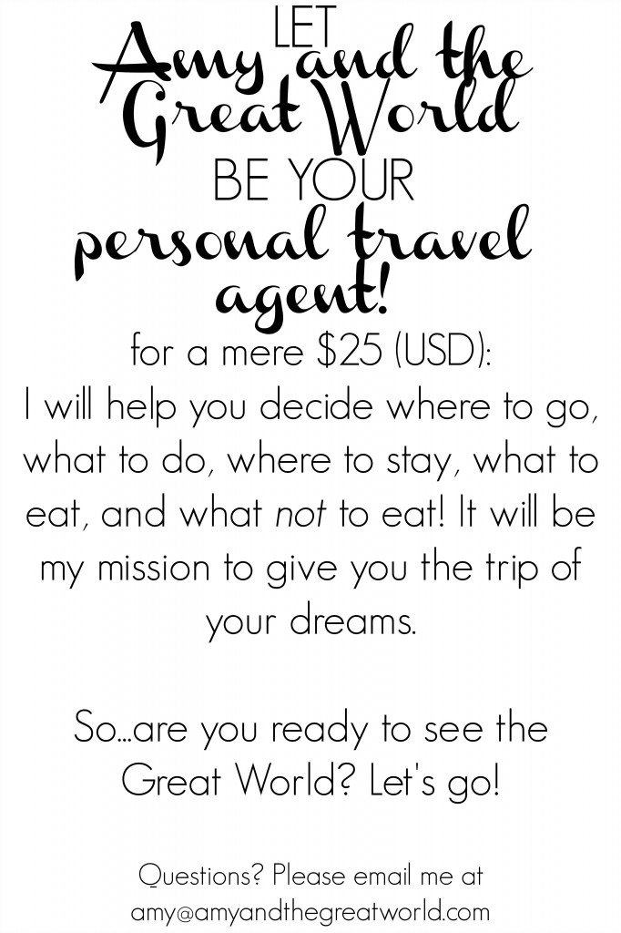 travel ad