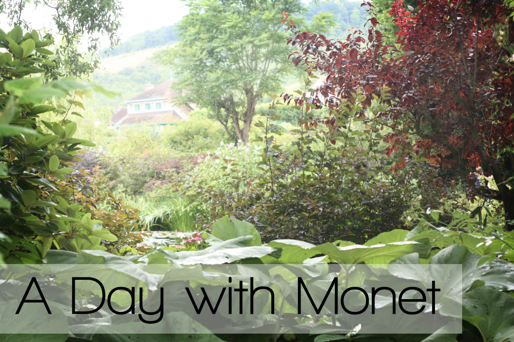 A Day with Monet
