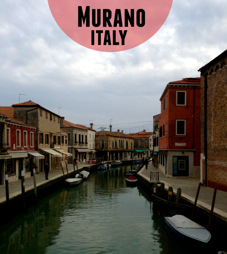 Murano Italy A Glass Island Amy And The Great World