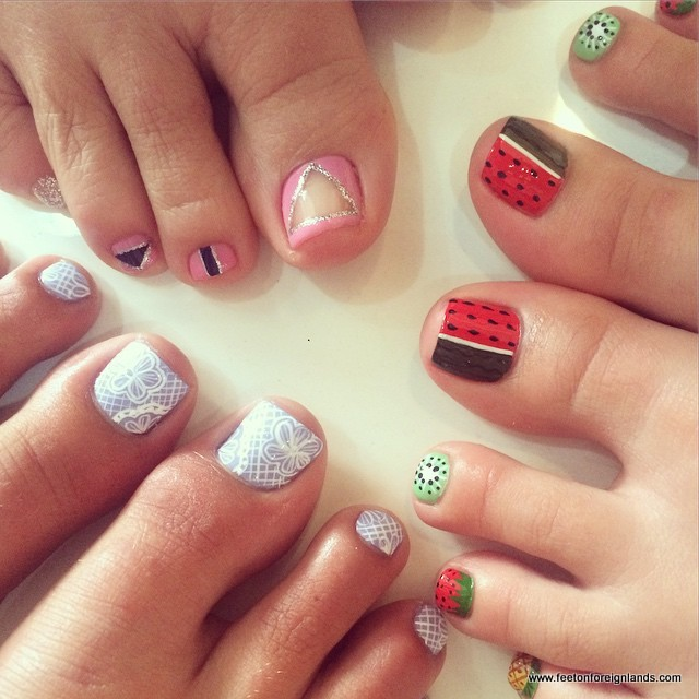 Saigon by Instagram - nail art