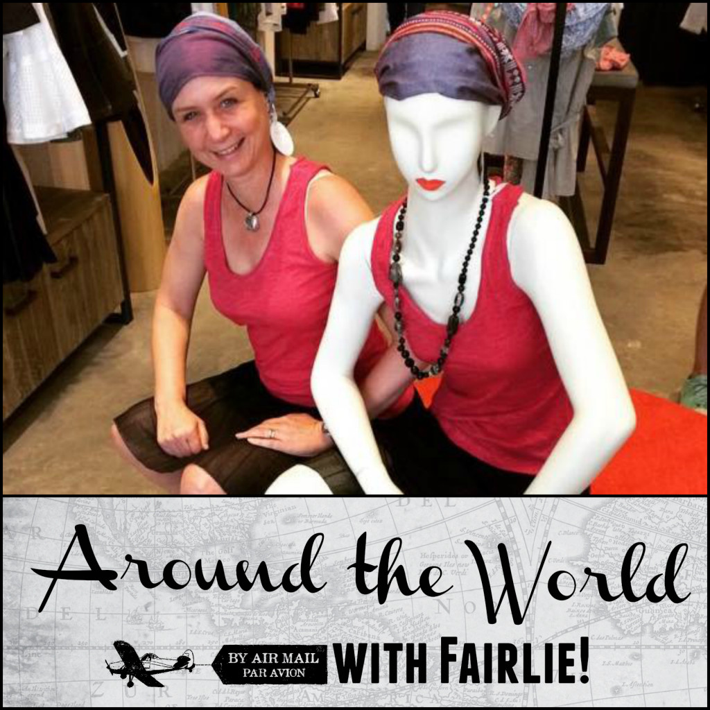 around with fairlie