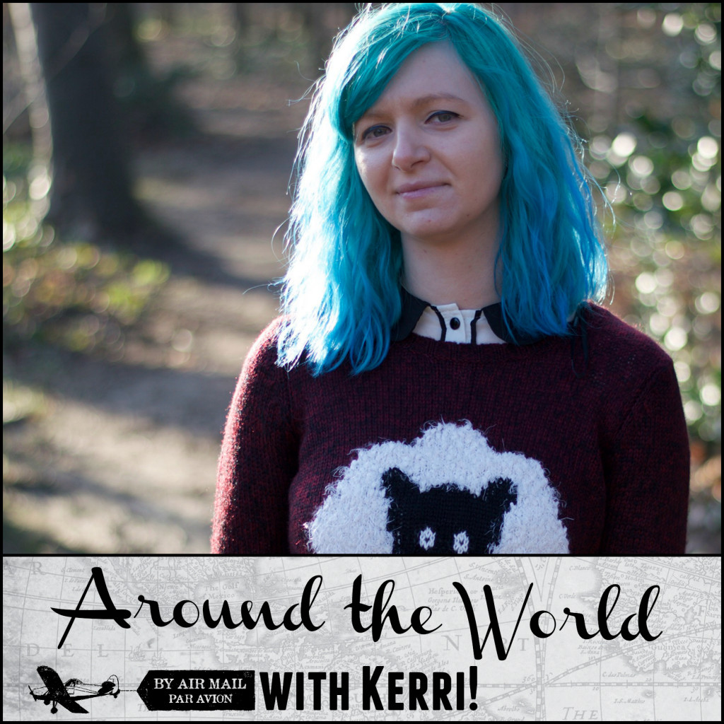 around with kerri