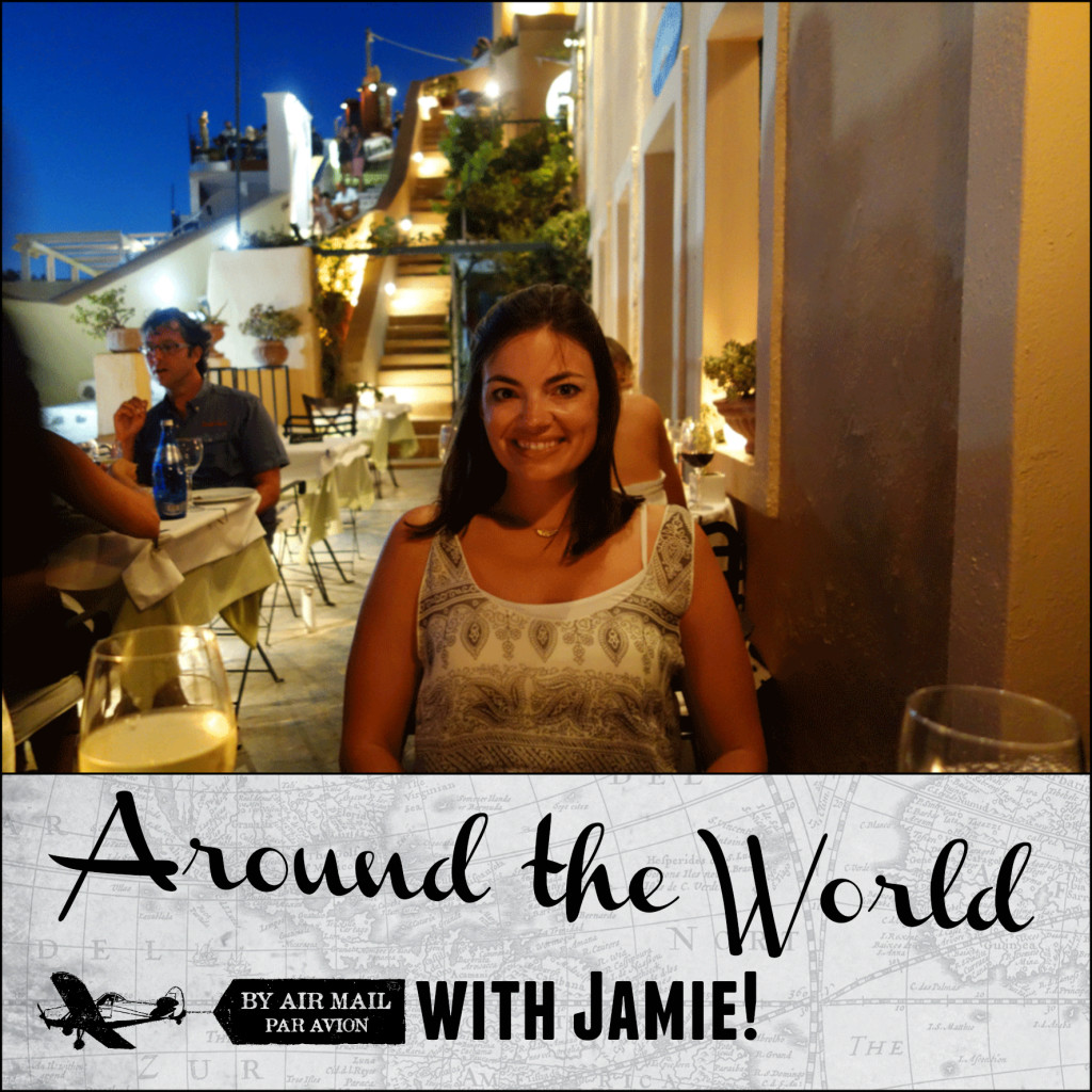 around world jamie