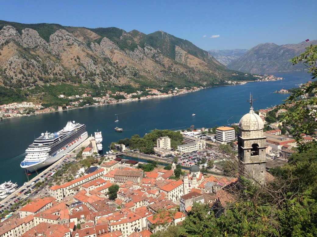 Kotor On The Bay Montenegro Amy And The Great World