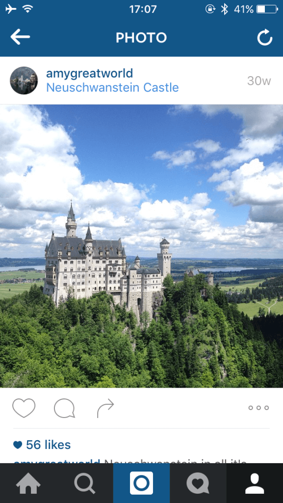 How my dream of traveling to england france switzerland and germany came true