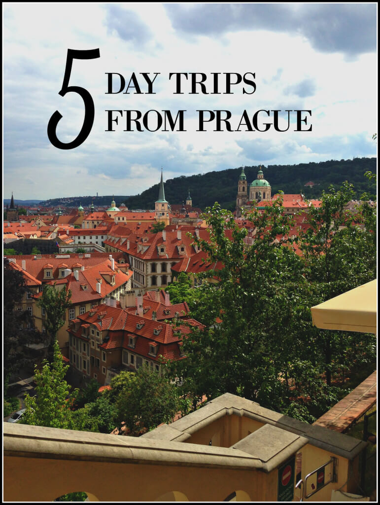 five day trips from prague