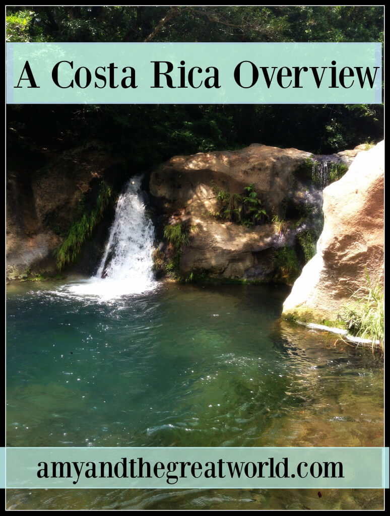 a costa rica overview